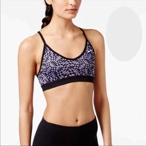 Nike pro indy sports bra Nwt